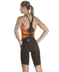 Head LiquidFire Knee Black/Orange