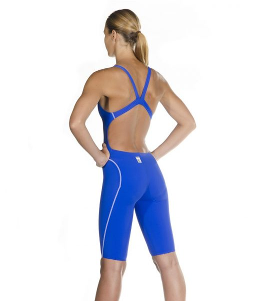 Pro Swim Wear Technical Suit in a Beautiful Blue