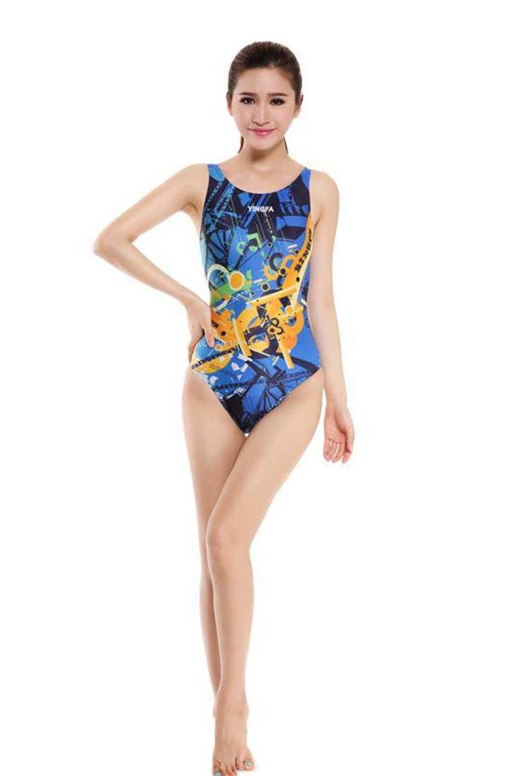 1756224a9c0 Yingfa 998-1 Raceskin Performance Swimsuit - Athletes Choice