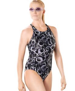 Spinner Etro Back - FS4621- Training Swimwear