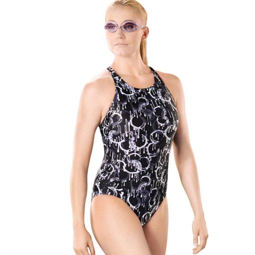 Spinner Etro Back - FS4621- Training Swimwear