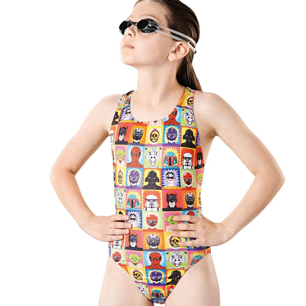 1926da67e71 Super Hero Pacer - GS4639 - Youth Swimsuit - Athletes Choice
