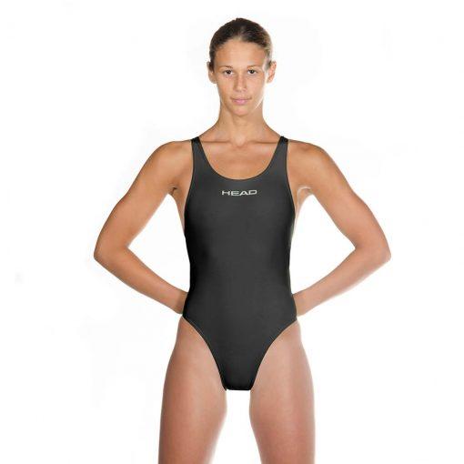 front view HEAD women's racing swimsuit