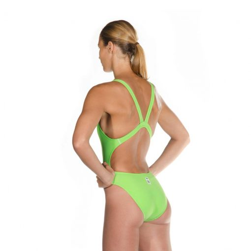 Green HEAD Liquid Power Women's racing swimsuit