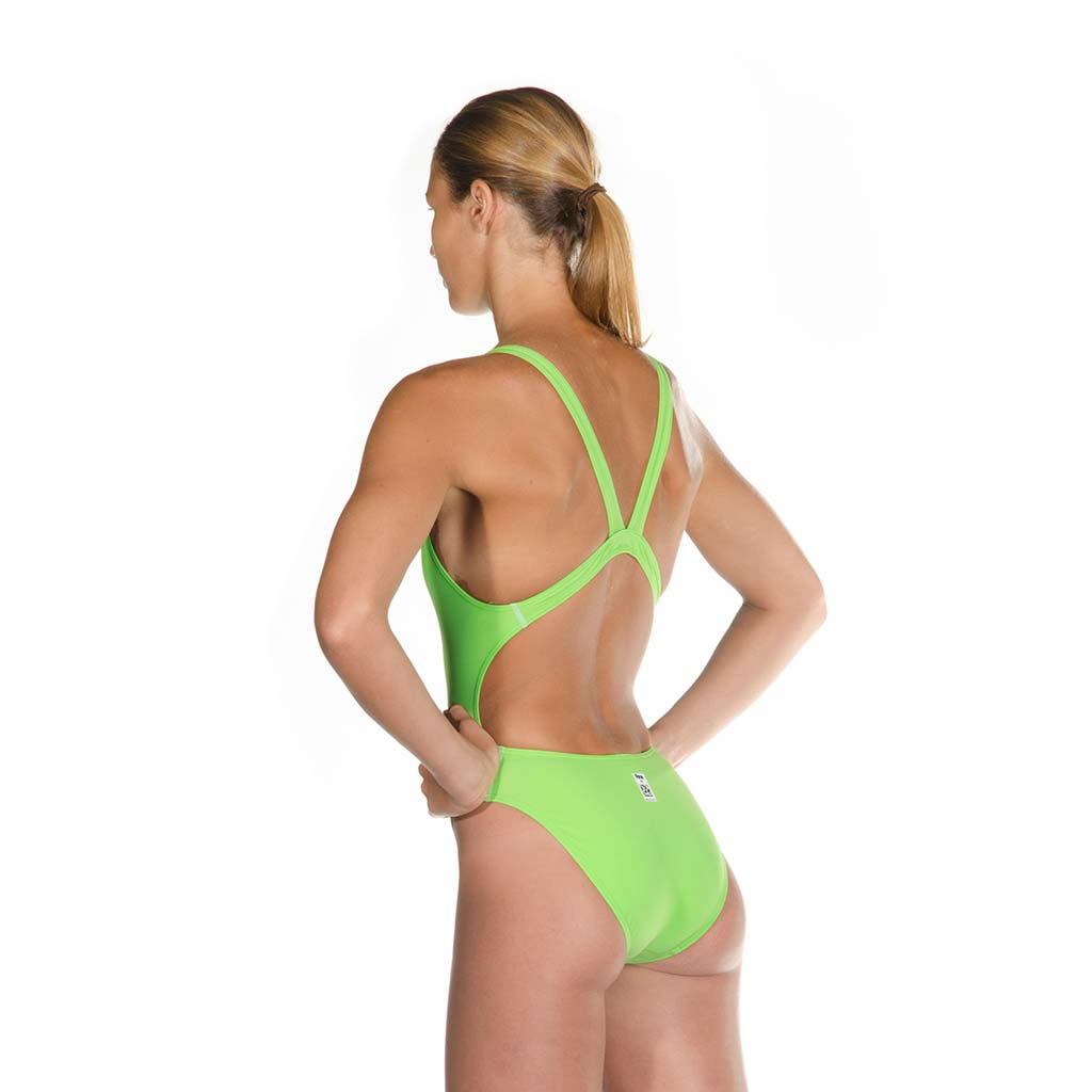 f6202e8cfd Green HEAD Liquid Power Women's racing swimsuit