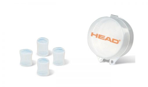 silicone moulded swim earplugs