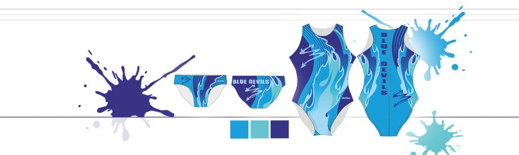 Athletes Choice Custom Designed Swimwear