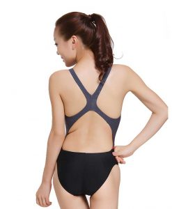 Yingfa One Piece Swimsuit 956-2 Back View