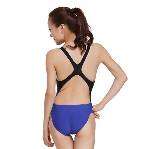Yingfa One Piece Swimsuit 956-3 Back View