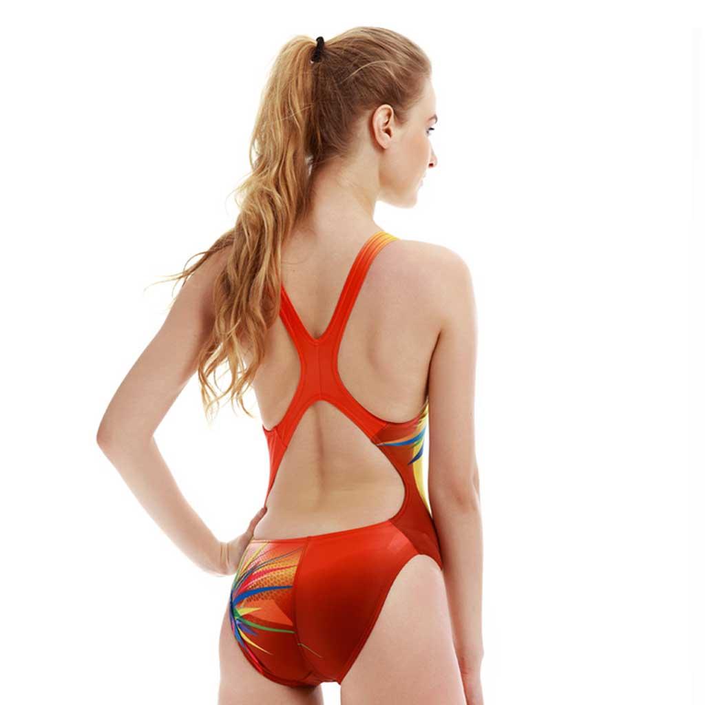 5923f2db7d2 Yingfa One Piece Swimsuit 963-2 - Athletes Choice