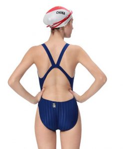 Yingfa One Piece Swimsuit 982-2 Back